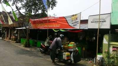 Pasar Sanggrahan