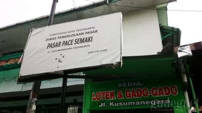 Pasar Pace Semaki