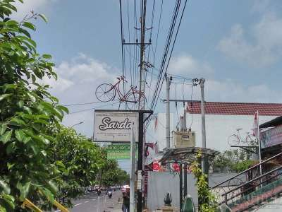 Pasar Sepeda Tunjungsari Yogyakarta