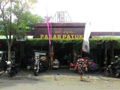 Pasar Patuk Yogyakarta