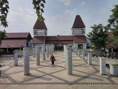 Pasar Niten Yogyakarta