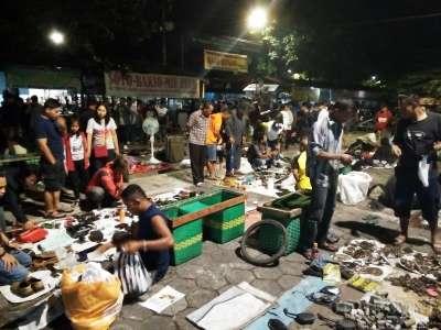 Pasar Senthir Yogyakarta
