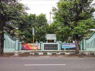 Kantor Kecamatan Mergangsan Yogyakarta