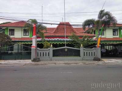 Kantor Kecamatan Gondokusuman Yogyakarta