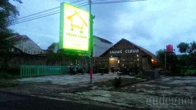 Saung Cikur