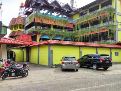 Hotel Airlangga Yogyakarta