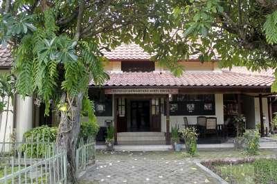 Museum Dewantara Kirti Griya Yogyakarta