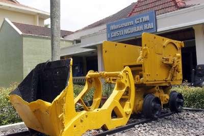 Museum Geoteknologi Mineral Yogyakarta