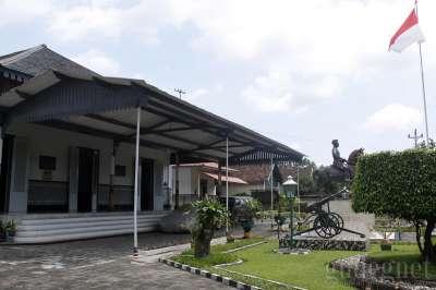 Museum Sasmitaloka Panglima Besar Jendral Sudirman Yogyakarta