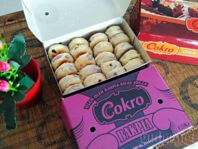 Cokro Tela Cake & Cokelat Joyo