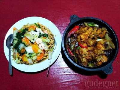 Qimi Moslem Chinese Food