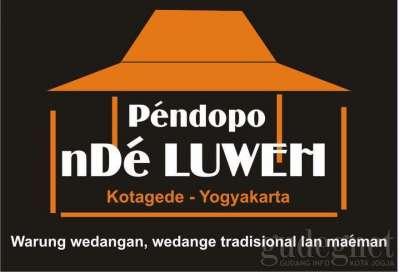Warung Pendopo Nde'Luweh