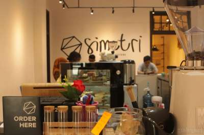 Simetri Coffee Jogja