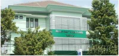Rumah Sakit Khusus Paru Respira