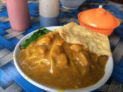 Mie Ayam Rica-rica  Barokah