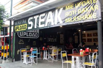 Upload Steak Jogja