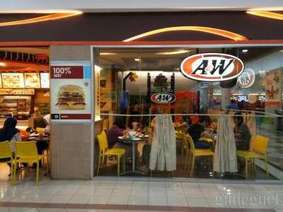 A&W Restaurant - Ambarrukmo Plaza