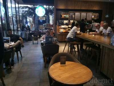 Starbucks Coffee - Ambarrukmo Plaza