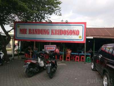 Mie Bandung Kridosono