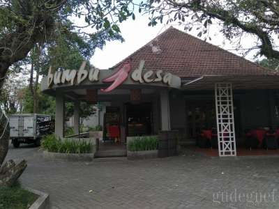 Restoran Bumbu Desa Yogyakarta