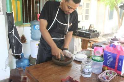 Kopi Uleg khas Tarto Kopi (Komunitas Sakatoya)