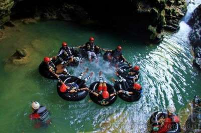 Cave Tubing Kalisuci  Yogyakarta