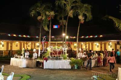Gazebo Garden Restaurant Yogyakarta
