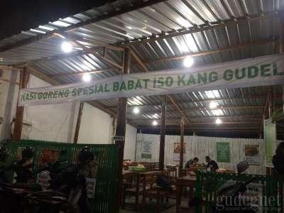 Nasi Gorang Kang Gudel