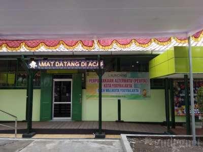 Perpustakaan Alternatif Wilayah Selatan Kota Yogyakarta (PEVITA)