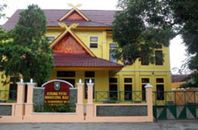 Asrama Daerah Riau