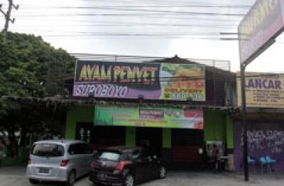 Ayam Penyet Suroboyo Cabang Jakal