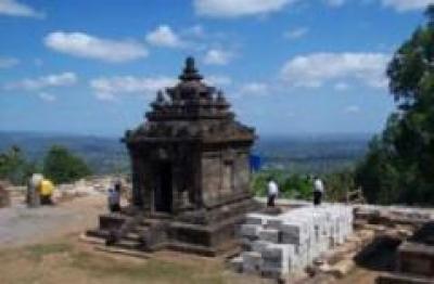 Candi Ijo Yogyakarta
