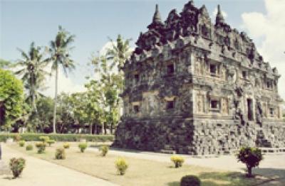 Candi Sari Yogyakarta