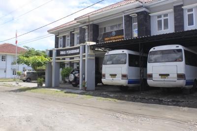 Dinas Perhubungan Kabupaten Bantul