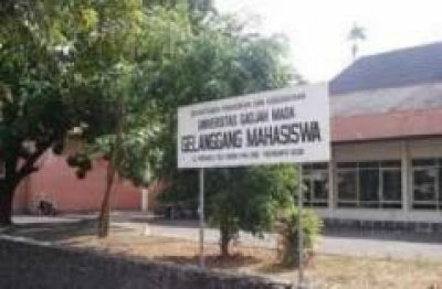 Gelanggang Mahasiswa Universitas Gadjah Mada ( UGM )Yogyakarta