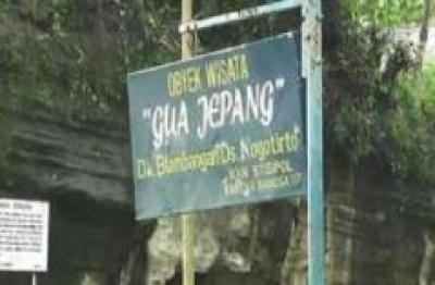 Gua Jepang Yogyakarta