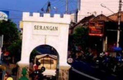 Kampung Serangan Yogyakarta