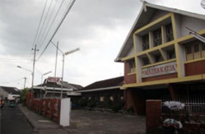 Maerakatja Hotel Yogyakarta