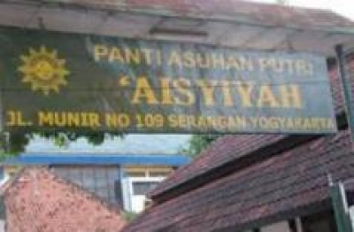 Panti Asuhan Yatim Putri Aisyiyah Yogyakarta