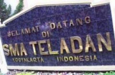 SMA Negeri 1 Teladan Yogyakarta