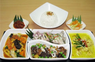 Sekar Kedhaton Restaurant : A Luxurious Touch of The Royal Javanese Majesty Yogyakarta