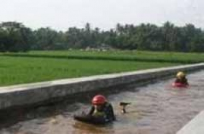 Selokan Mataram Yogyakarta