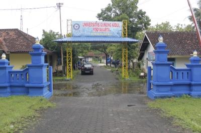 Universitas Gunung Kidul Yogyakarta
