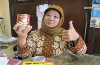 Warung Gudeg Bu Lies Yogyakarta
