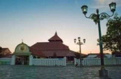 Masjid Pathok Negara Taqwa Wonokromo Yogyakarta