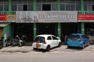 Soto Pak Marto Yogyakarta