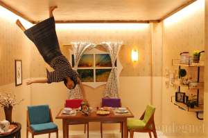 Upside Down World (Rumah Terbalik) Jogja