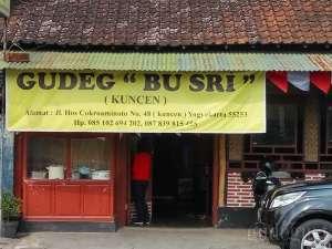 Gudeg Bu Sri Kuncen