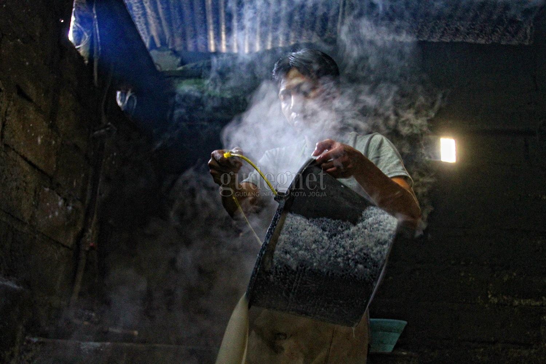 Pembuatan Tahu