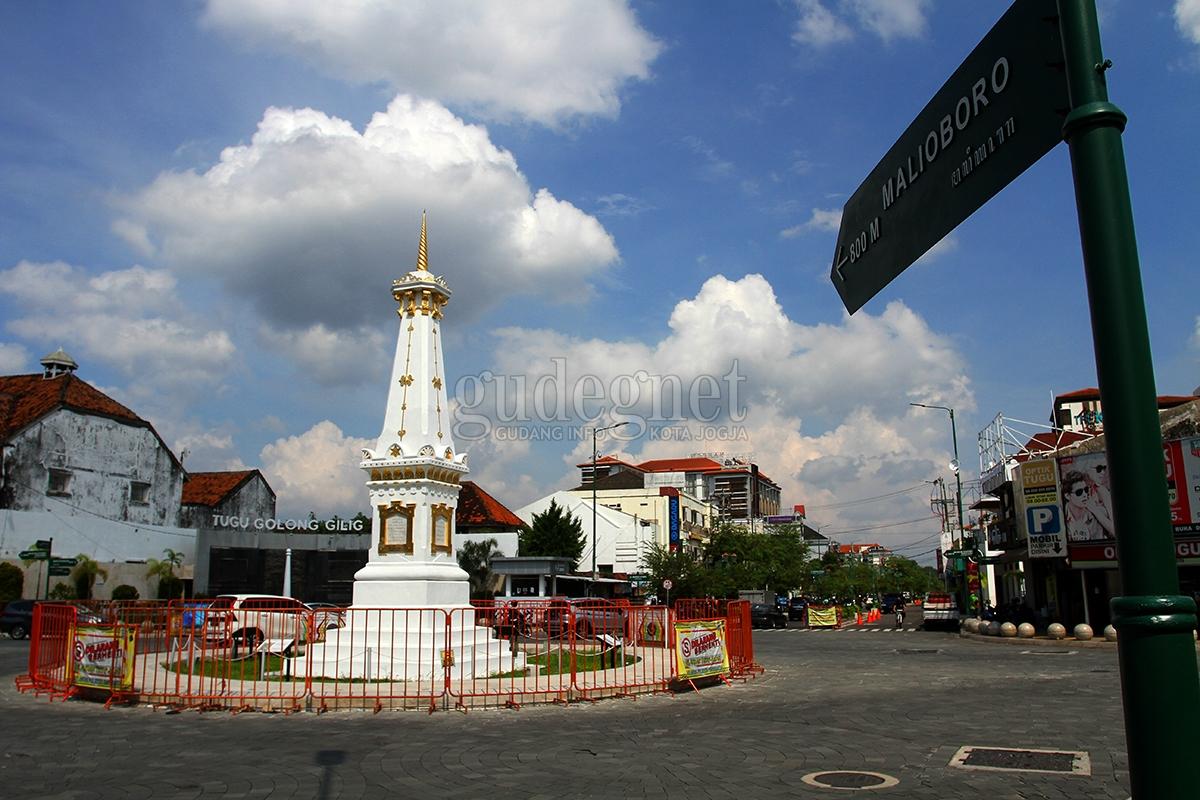 Tugu Pal Putih Yogyakarta